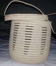 Large Hand Woven Baskets