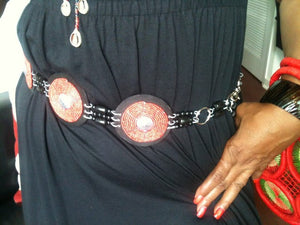 Ladies Belt - Ufumbuzi - Home