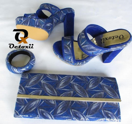 Nigerian Shoes, Bracelet & Bag design - Ufumbuzi - Home