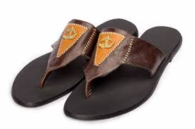 Men's Handmade Leather Slippers