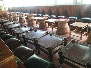Ethiopian Small Traditional Tables