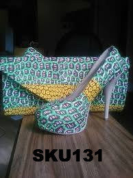 Design Clutches & Shoes Set