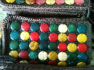 Coconut Clutch Purses - Ufumbuzi - Home