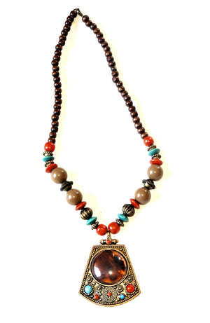 African Necklace Design - Ufumbuzi - Home