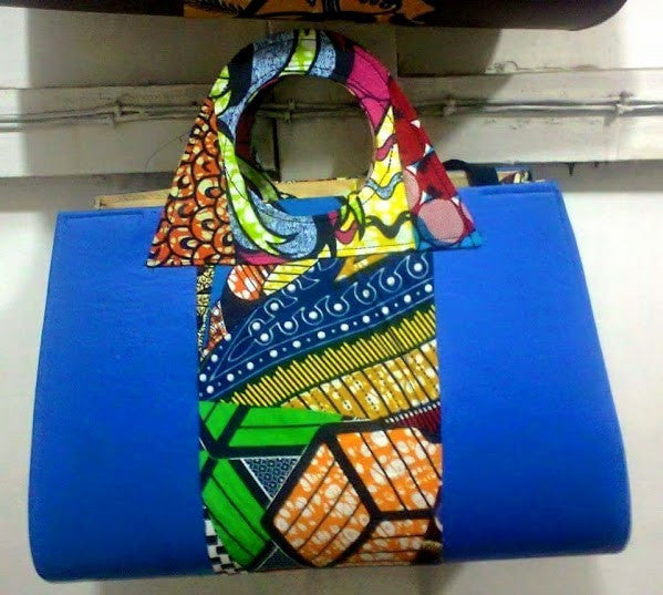 Ghanian Design Fabric Bag - Ufumbuzi - Home