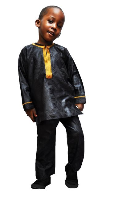 Embroidery Dress for boys(full suit)