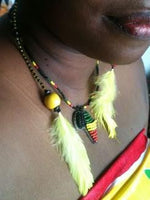 African Design Necklace - Ufumbuzi - Home