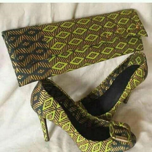 Purse and shoes - Ufumbuzi - Home