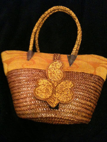 Uptown Beaded Purse