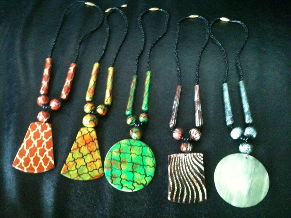 Bone Necklaces - Ufumbuzi - Home
