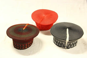 Decorative Traditional Hats - Ufumbuzi - Home