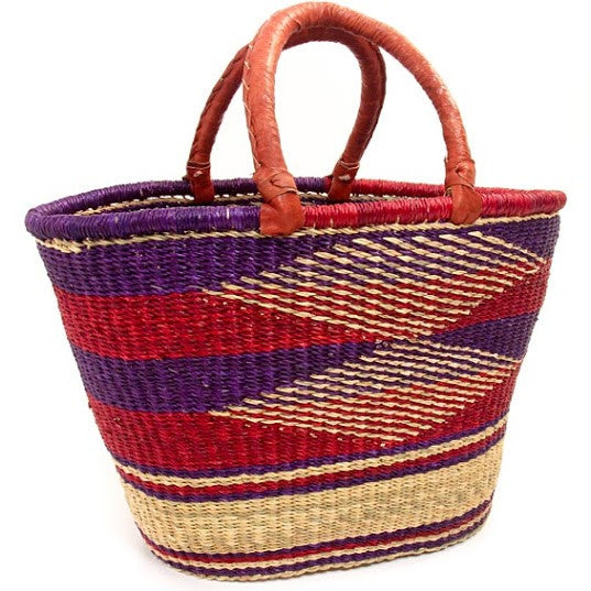 Bolga Baskets Fancy