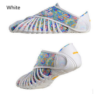 5 Color Wrapped Cloth Shoes - Ufumbuzi - Home