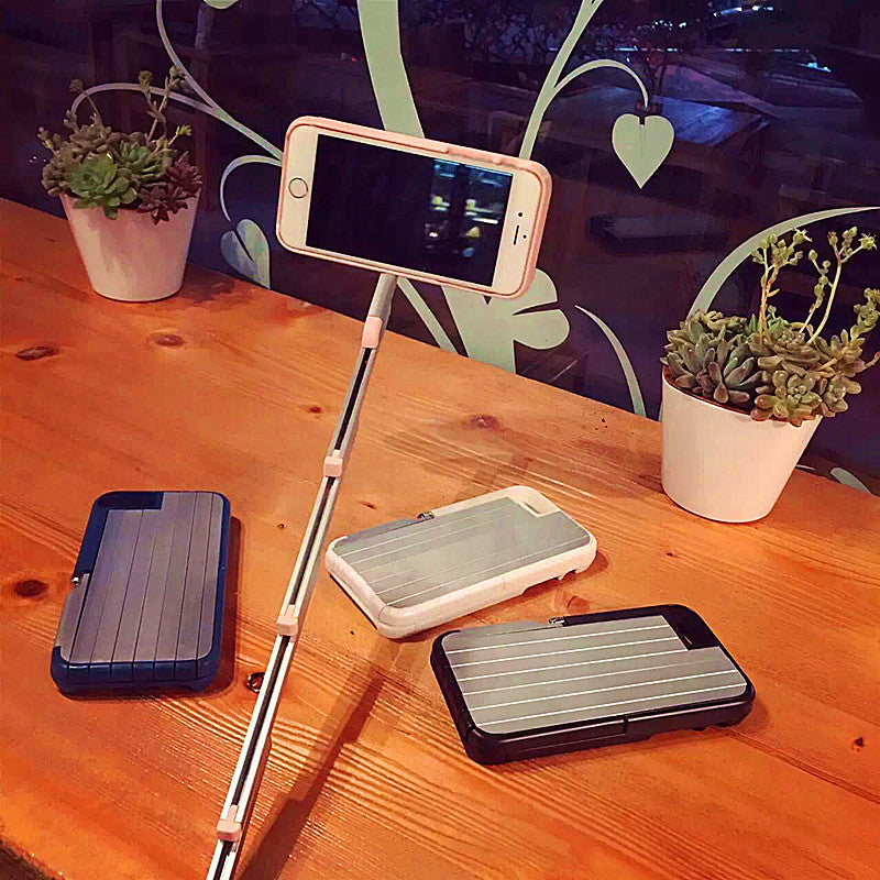 Selfie Stick Mobile Phone Shell
