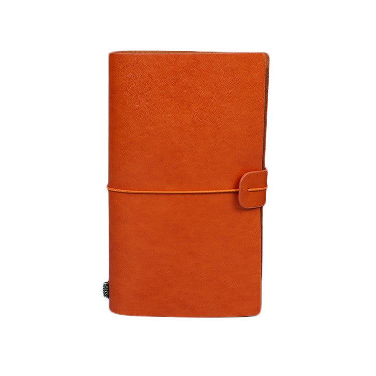 Leather Vintage Travelers Journal Agenda Handmade Planner Notebooks