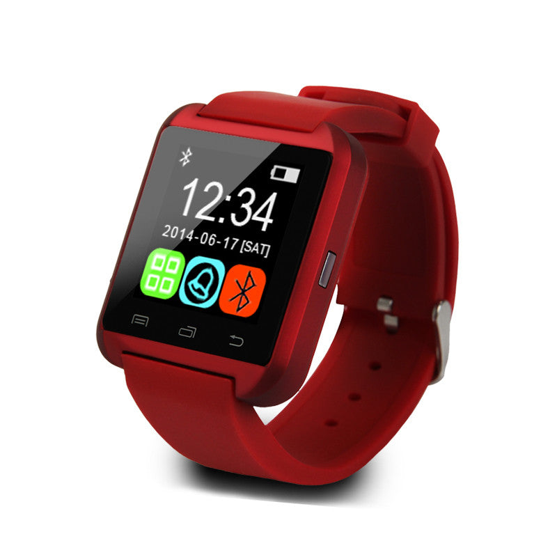 U8 Bluetooth smart watch Remote camera Import PC ABS alloy plastic - Ufumbuzi - Home
