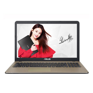 ASUS F540UP7200 Ultra Thin Laptop for Intel Core i5 7200U 15.6 Inches Screen Laptop Wifi AMD Radeon R5 M420 2G Notebook