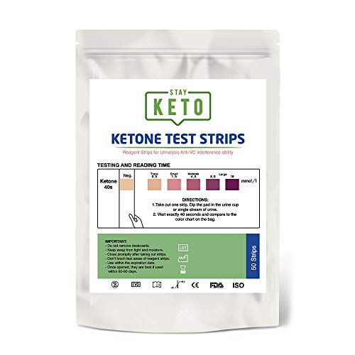 Stay keto strips