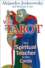 Cargar imagen en el visor de la galería, The Way of Tarot: The Spiritual Teacher in the Cards