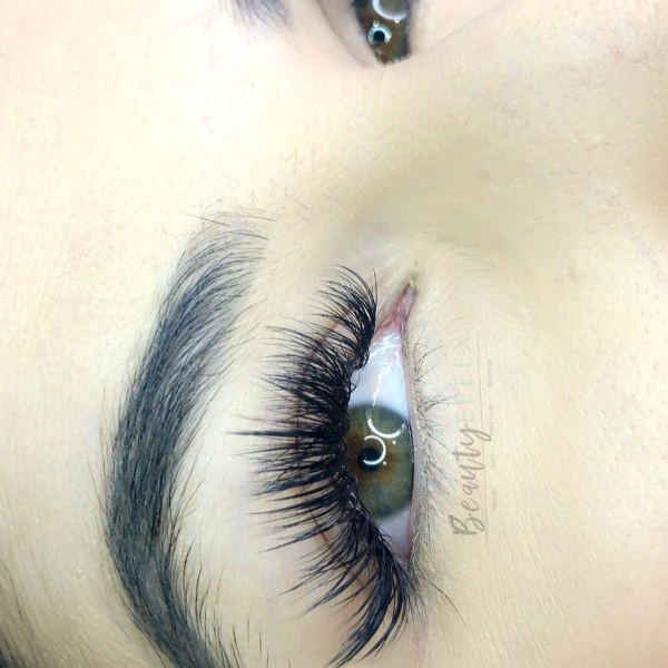 Volume Full Set Lashes: Payment Plan
