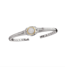 Load image into Gallery viewer, Eleganza Ladies Diamond Bracelet