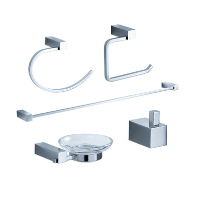 Fresca Ottimo 5-Piece Bathroom Accessory Set
