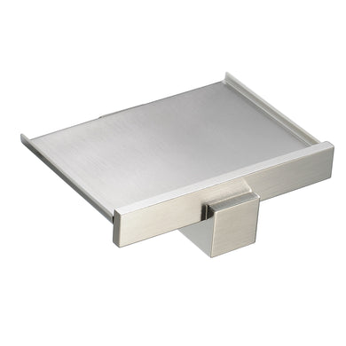 Fresca Ellite Wall Mount Soap Dish in Brushed Nickel