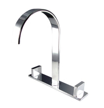 Load image into Gallery viewer, Fresca Sesia Widespread Mount Bathroom Vanity Faucet in Chrome