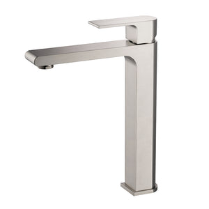 Fresca Allaro Single Hole Vessel Mount Bathroom Vanity Faucet