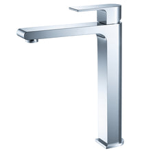Load image into Gallery viewer, Fresca Allaro Single Hole Vessel Mount Bathroom Vanity Faucet