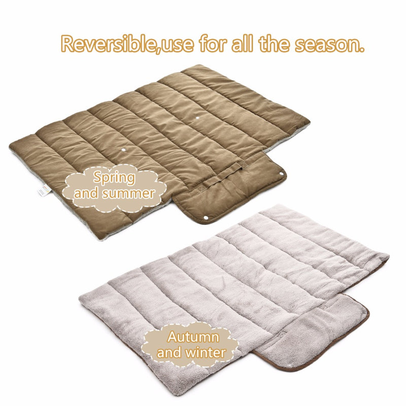 Foldable Dogs Pets Mat forTravel Outdoors