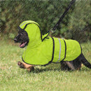 Reflective Dog Raincoat