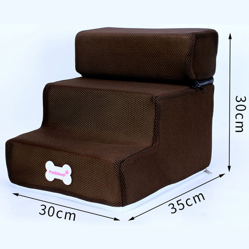 Detachable Bed Ladder for Small Breeds