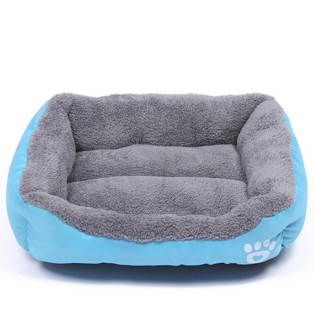Warm & Cozy Dog Bed in 8 Colors