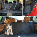 Waterproof Pet Carrier. Seat Cover For Back Seat
