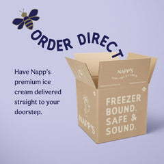Order Direct Have NAPP'S Ice Cream Delivered Directly to Your Doorstep