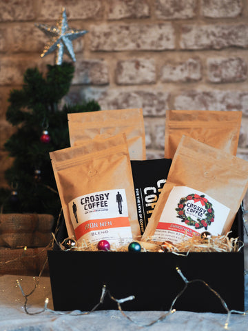 Crosby Coffee: Christmas Gift Hamper