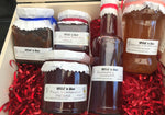 Wild 'n' Bee: Artisan Hamper of Chutneys, Preserves etc.