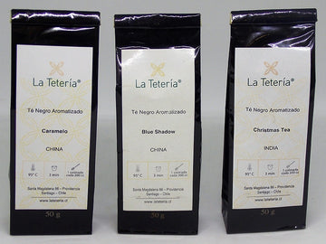 Te Negro Blue Shadow Teteria 50 gr.