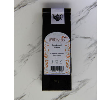 Té negro Berries del bosque ERV