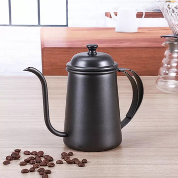 Tetera Kettle 650ml negra ERV
