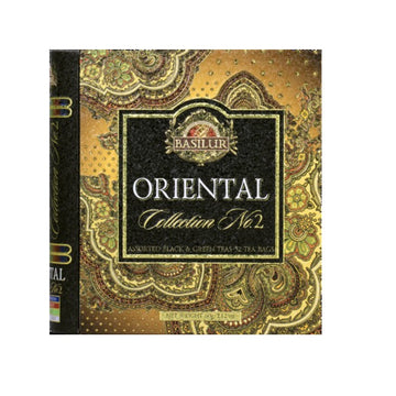 Tea Book Oriental Collection Nº2