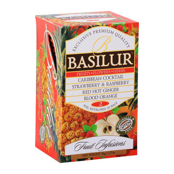 Infusion Basilur Fruit Infusions Volumen 2