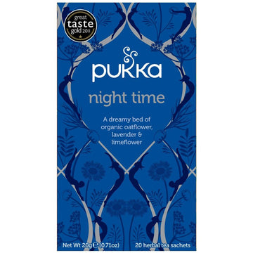 Infusion Pukka Night Time
