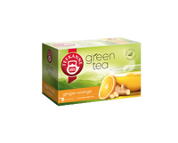 Té verde Teekanne ginger orange 20 bolsas
