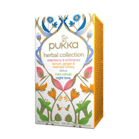 Infusion Pukka Herbal collection - Emporio Roble Viejo