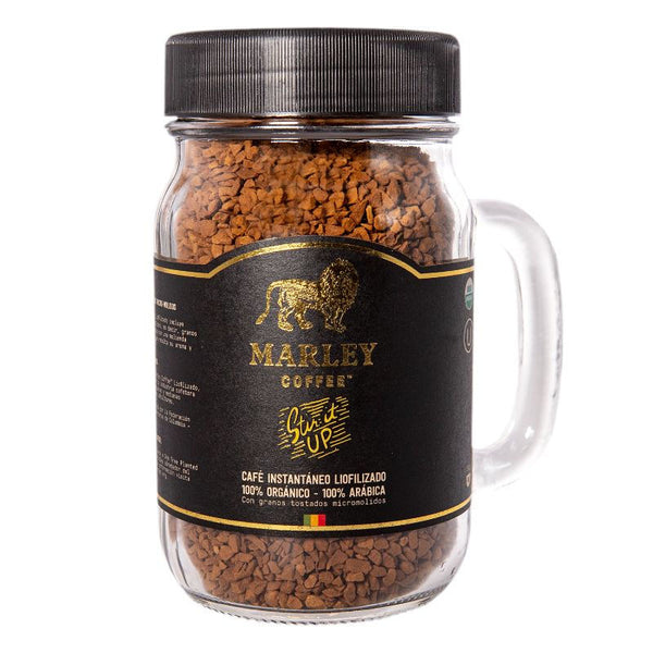 Café orgánico liofilizado Stir It Up 100 g