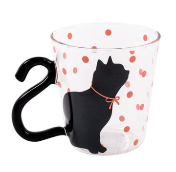 Taza cola de gato 250ml ERV