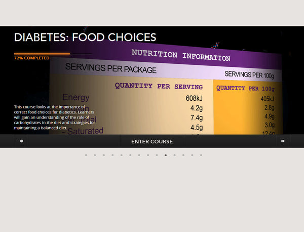 Diabetes: Food Choices