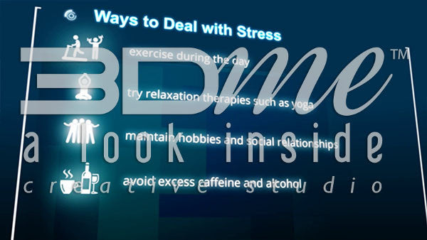 What are some ways to reduce stress?
